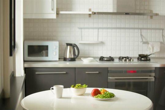 Descubre c mo organizar una cocina peque a alquiler - Como organizar una cocina pequena ...