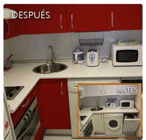 Transforma la cocina vieja de tu piso de alquiler > Alquiler Seguro ...