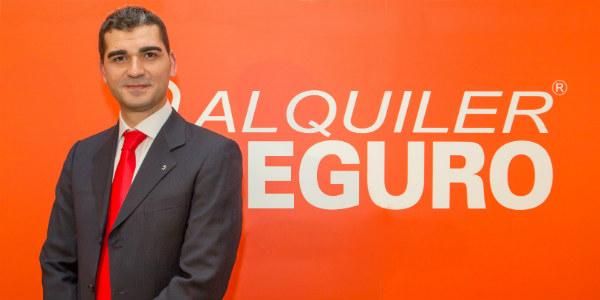 David Caraballo es Director Comercial de Alquiler Seguro